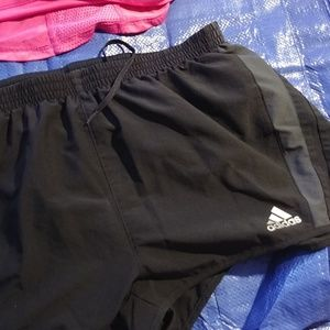 NWOT Adidas Super nova jogging shorts